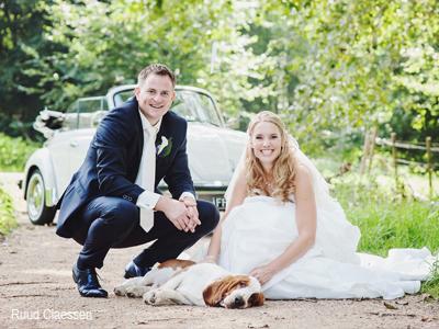 maaike trouwt